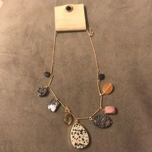 Anthropologie Bits and Baubles Necklace.